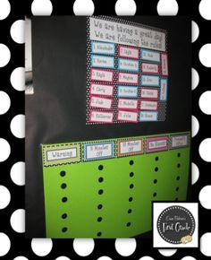 New Classroom Behavior System possibly....hmmmmm I may do this with my store......