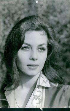 Vintage Photo of Portrait of Michele Mercier   eBay