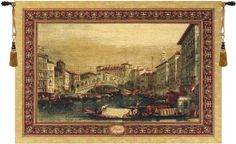 Venice Rialto Tapestry Wall Art * Click image for more details.