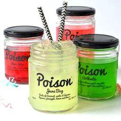 Poison Cocktails