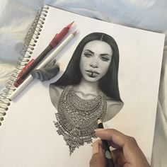 """""""I imagine what Aaliyah would look like today all the time."""" - art by missodessa Art Hoe, Afro Art, It Goes On, Dope Art, How To Draw Hair, Urban Art, Artsy Fartsy, Art Drawings, Tattoo Drawings"""