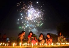 Diwali 2016: Stunning photos of people celebrating Deepavali around the world