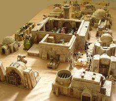 58 Star Wars Legion Terrain Ideas Star Wars Legion War
