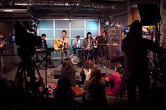 Scars On 45 performing LIVE at VH1!