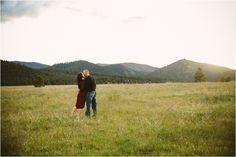 Lance & Kassie || Missoula MT Engagement Photographer