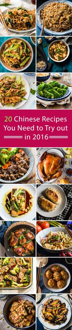20 Chinese Recipes You Need to Try out in 2016 | omnivorescookbook.com
