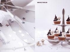 Tannenbaum-Adventskalender und Winterwald-Cakes