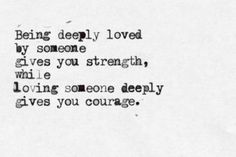 strength | and courage | quotes tumblr
