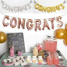 Congrats Banner Engagement Promotion Graduation Congrats burlap Banner Congrats Photo prop Anniversary New Baby