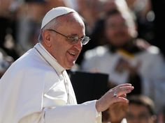 What Pope Francis can teach CEOs about leadership. (Gregorio Borgia / AP)
