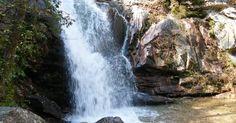 "65 ft ""peavine falls"" @ oak mountain state park"