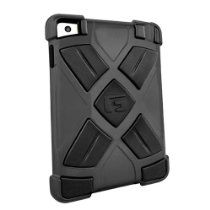 G Form offer G-Form XTREME X Ruggedized Protective Clip On Folio Cover Stand Case for Apple New iPad mini (Black Case/Black RPT). This awesome product currently limited units, you can buy it now for $59.99 $55.83, You save $4.16 New