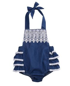 e3e7be490356 65 Best Baby Girl Rompers images