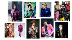 COLOURFUL MENSWEAR LCF