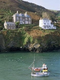 Port Isaac, Cornwall, England - where Doc Martin scenes are filmed. Cornwall England, Devon And Cornwall, Yorkshire England, Yorkshire Dales, North Cornwall, Port Isaac, England And Scotland, English Countryside, British Isles