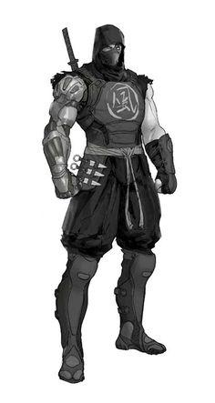 Character #ConceptArt from #YaibaNinjaGaidenZ