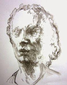 Sketchbook Drawings: Medardo Rosso Sculpture Drawings