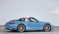 2016 Porsche 911 Targa Design Edition
