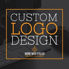 Hello and Welcome to my Work With Stellio Etsy Shop for Logo Design!    I am so happy you stopped by...    I specialise in logo design but I can also do a lot of other different Graphic Design jobs - Keep an eye out on my Etsy shop as I will be updating it very soon.    Do you require a logo for your business? If the answer is Yes, please keep reading.    What will your Logo Design include?    BASIC LOGO PACK    - 2  preliminary concept sketches of your logo design.  - 3 Revisions of your…