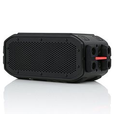 Special Offers - BRAVEN BRV-Pro Wireless Bluetooth Speaker (Waterproof) (15 Hour Playtime)  Black/Red - In stock & Free Shipping. You can save more money! Check It (July 05 2016 at 03:28AM) >> http://caraudiosysusa.net/braven-brv-pro-wireless-bluetooth-speaker-waterproof-15-hour-playtime-blackred/