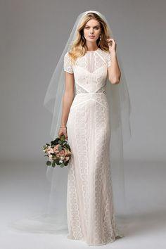 Lenora (Beaded) 17120B | Brides | Wtoo by Watters