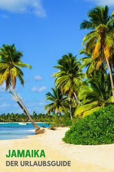 30 Grad, rhythmische Reggae-Klänge, weißer Strand und das Meer – auf Jamaika kann man gar nicht anders, als sich zu entspannen. Doch auch sehenswerte Städte, ein buntes Nachtleben und die freundlichen Menschen machen Jamaika zu einem besonders lohnenswerten Reiseziel.