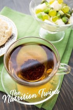 Melon Mint Slimming Tea | 21 Calories | Detox and Flush Bloat! | #healthy #detox | For MORE RECIPES please SIGN UP for our FREE NEWSLETTER www.NutritionTwins.com