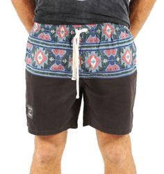 Two Tones Short - Charcoal 410.000RP