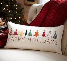 Decor Pillows, Floral Pillows & Floral Throw Pillows | Pottery Barn