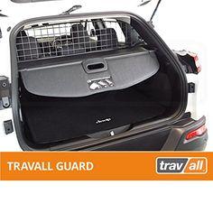 Travel Guard Jeep Cherokee KL Pet Barrier