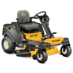 Cub Cadet 54 in. Fabricated Deck HP Kawasaki Gas Engine Dual-Hydro Zero Turn Lawn Mower with Steering Wheel Control Zero Turn Lawn Mowers, Riding Lawn Mowers, Engine Start, Cub Cadet, Back Seat, Repair Manuals, Cubs, Tractors, Twins