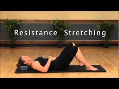 Resistance Stretching - 3 (Outer Hamstring)