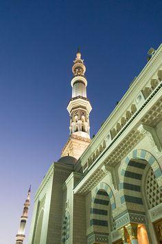 Mosquée Al-Haram en Arabie Saoudite.