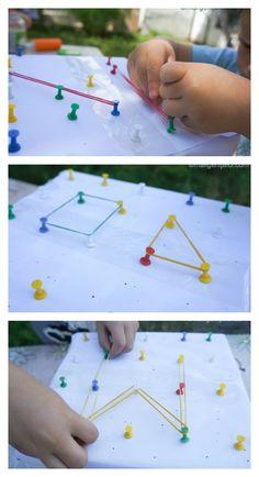 Fina motorika se vježba kroz raznovrsnu igru. Mi Vam donosimo još jednu jednostavnu igračku za izraditi, kroz koju se djeca mnogu kreativno izraziti.