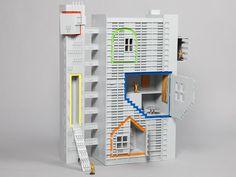 Architects Designing Doll Houses | Realtor Rosemary