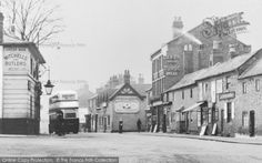 Harborne, High Street 1939