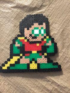 Jason Todd  version Robin