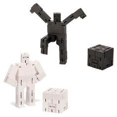 Cubebot b:w
