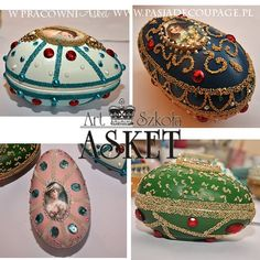 My students designs - Faberge Egg Workshop