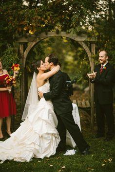 Tiffany and Greg's Smith Barn Wedding – Peabody, Massachusetts