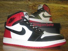 size 40 4f898 8fd49 Air Jordan I High Black Toe (Mai photos