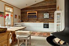 """Gjøkeredet"". This great design cabin is for rent in Hemsedal, Norway."
