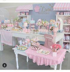 Mesa De Dulces, Cumple, Mesas, Unicornio, Tortas Pasteles, Pastel De  Cumpleaños, Shawer Bebé, Owl