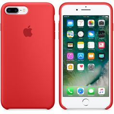 a0b6f409a5b Original Office Copy Silicone Case For iPhone 8 7 6 Plus High Quality Phone  Cover Luxury Case For iPhone 7 8 Plus With Logo