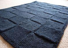 Ravelry: The Stylish Square pattern by Susan Hanlon