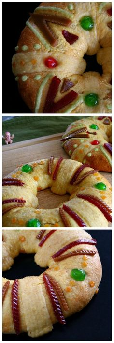ROSCA DE REYES: Perfect Sweet Bread to Celebrate Dia de los Reyes