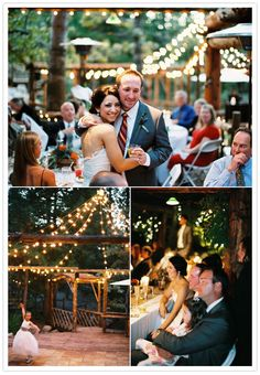 California forest wedding | http://www.100layercake.com/blog/2012/03/01/california-forest-wedding-melissa-morgen/