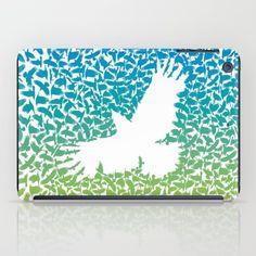 Flocking, Ipad Case, Crow, Decor, Raven, Decoration, Crows, Decorating, Deco
