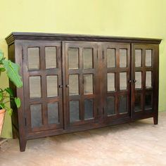 Aishni Home IS161 Ishu Credenza | ATG Stores