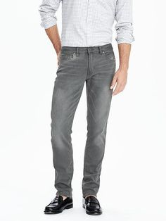 Slim Japanese Traveler Jean, Color: Grey, Size: 35x30, Price: $128 (50% off now online)